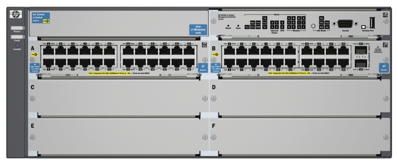 J8994A | Premium Edge for HP PROCURVE SWITCH 5400ZL Series - License