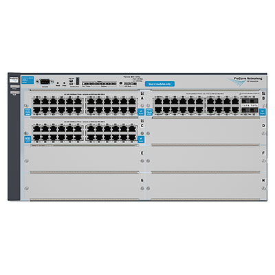 J9030A | HP Procurve 4208vl-72GS Ethernet Switch