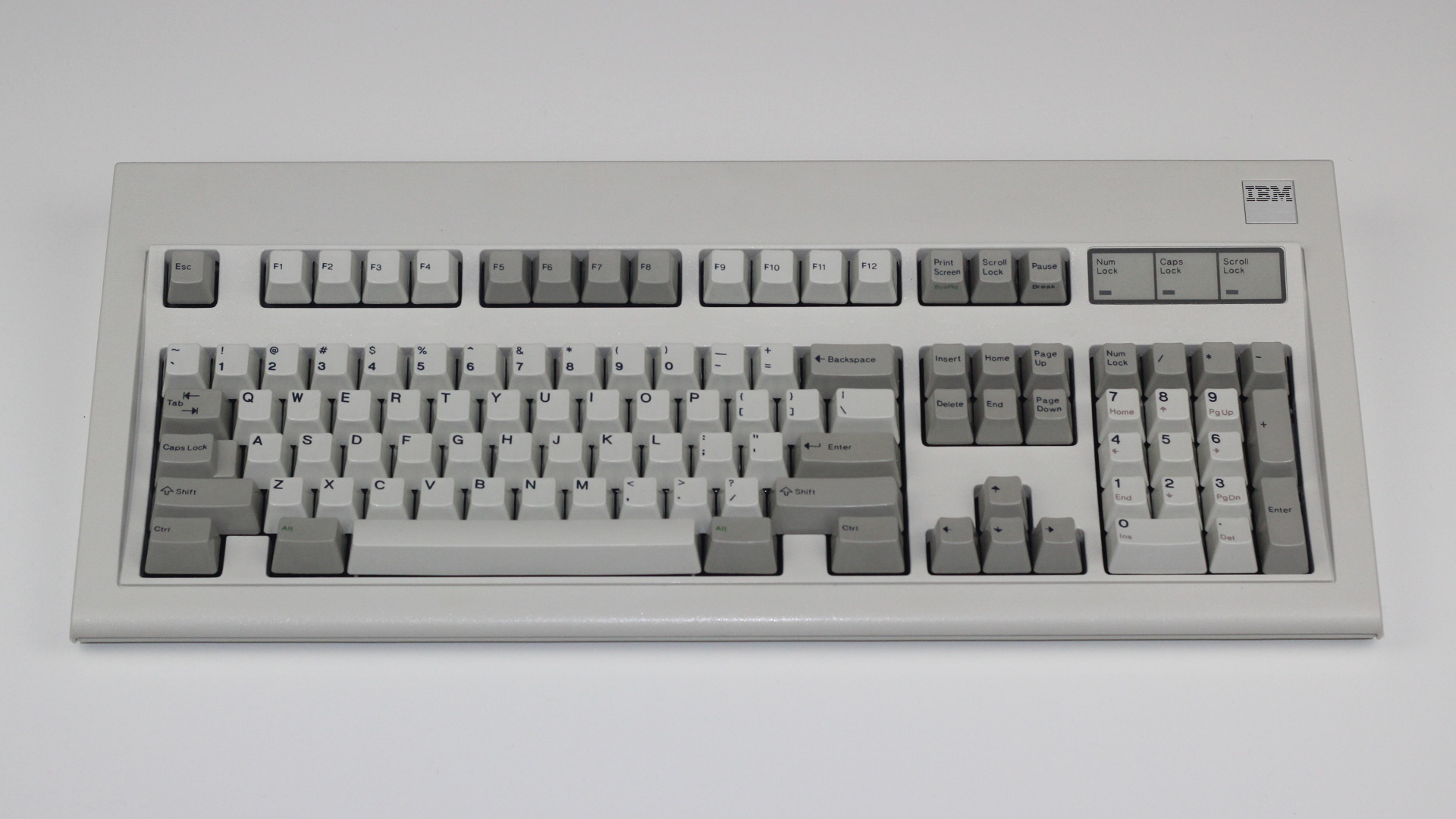 1391401 | IBM MODEL M CLICKY KEYBOARD (REFURBISHED)