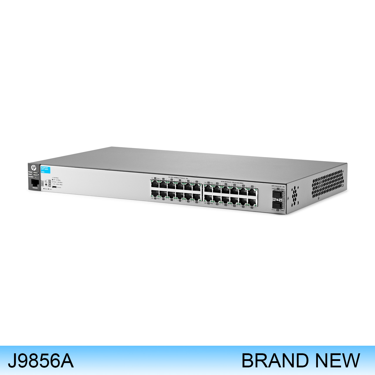 J9856A | HP PROCURVE SWITCH 2530-24G-2SFP+