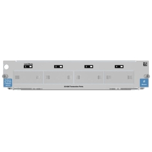 J8707A | HP PROCURVE SWITCH 5400ZL 4PORT